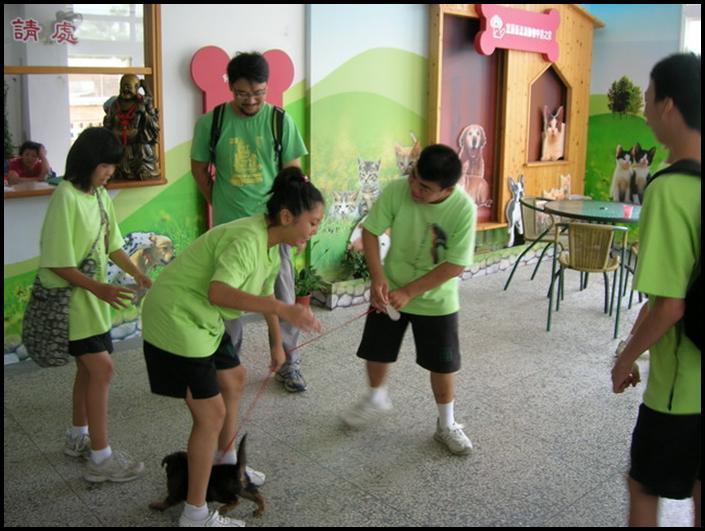 學童動保教育宣導及參訪(流浪動物中途之家)