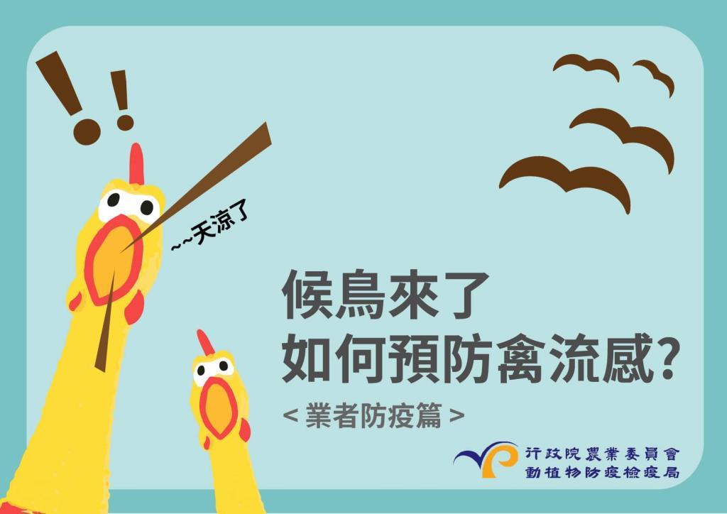 如何預防禽流感