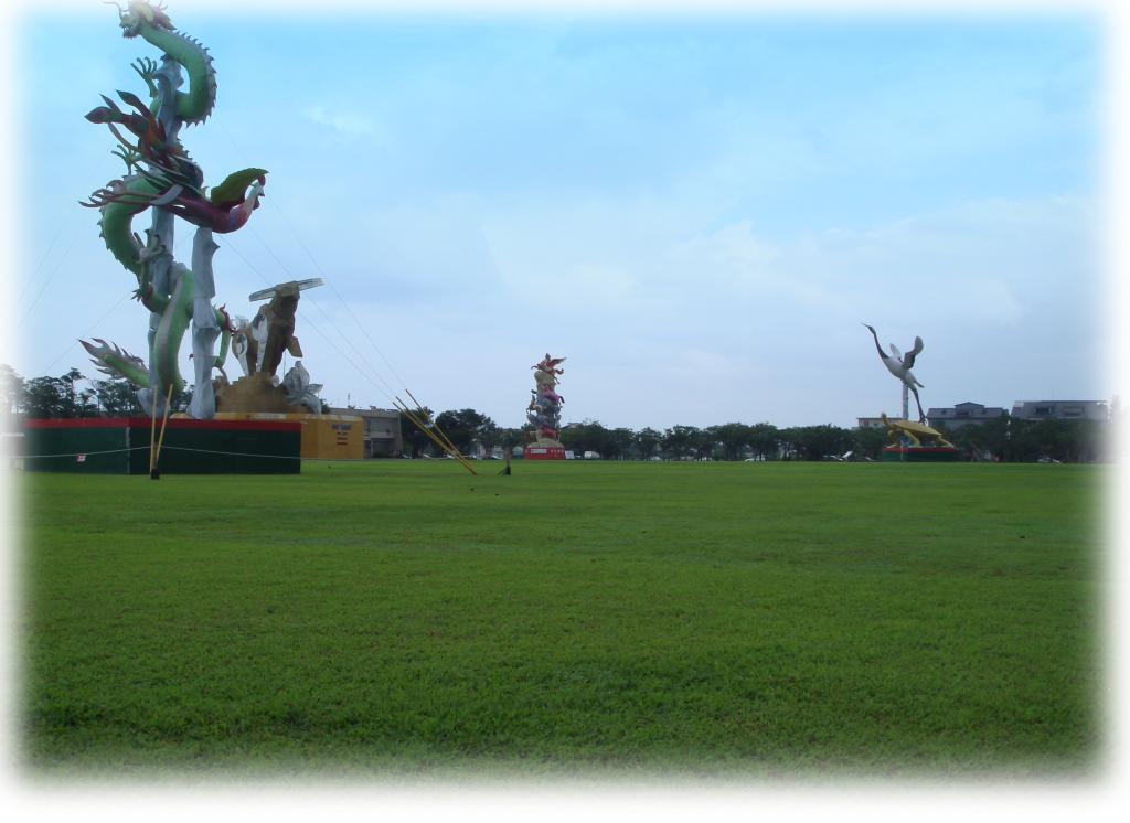 大草坪東區
