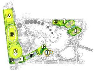 運動公園平面圖
