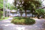 修理の前に宜蘭統治記念館