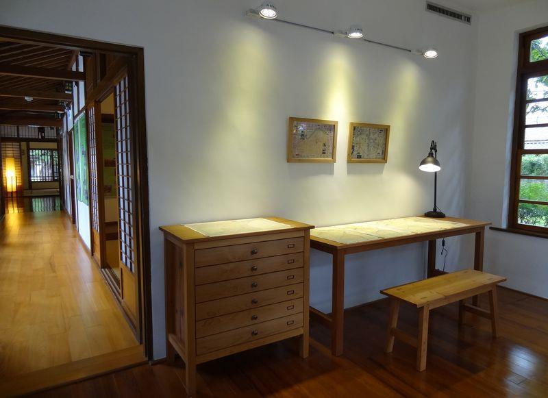 和洋式建築室內