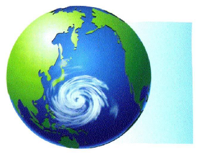 颱風內的風是反時針方向吹動