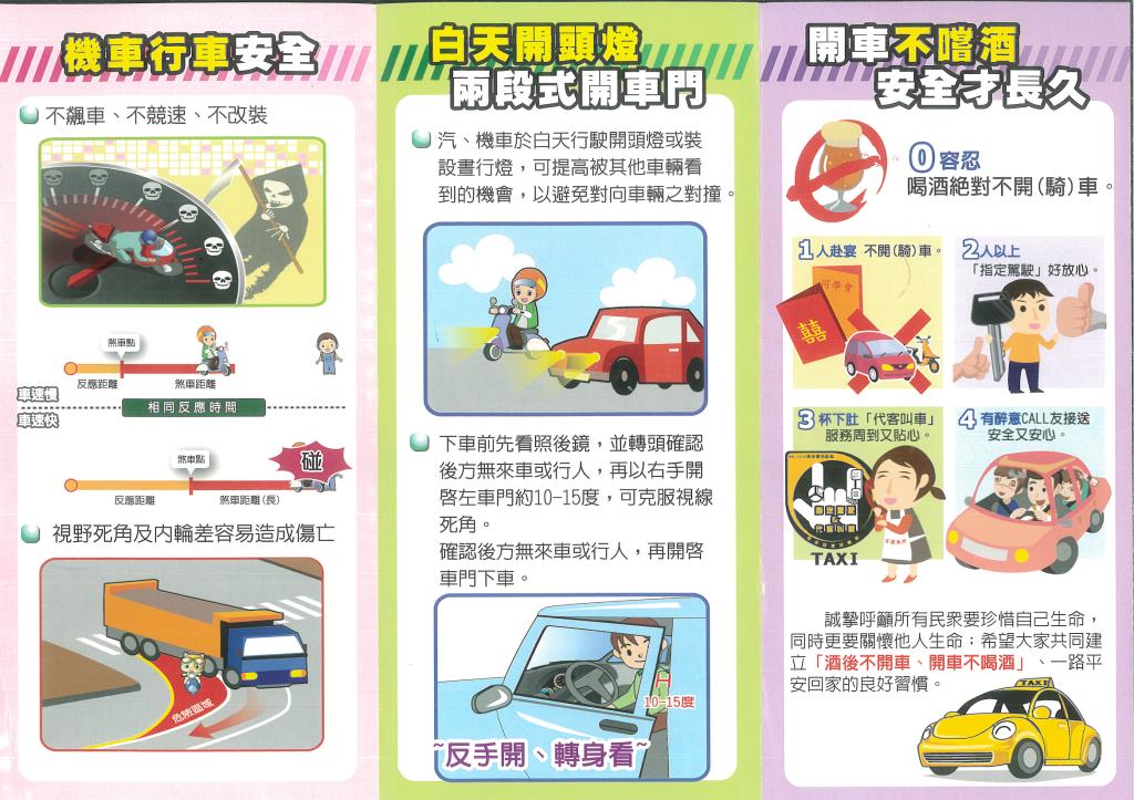 交通規則同遵守道路順暢人平安02