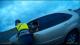 民眾車輛受困海灘 羅警緊急救援脫困01