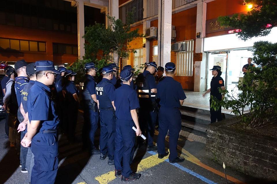防止街頭聚眾暴力及酒醉駕車 羅東分局展執法決心