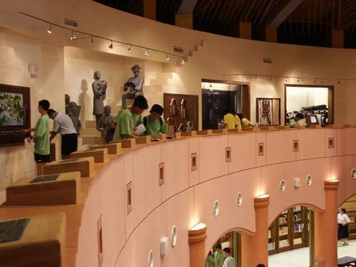 常設展示と特別展示は、異なるテーマから構成されており、宜蘭という土地の生活、文化、歴史を表現しています。