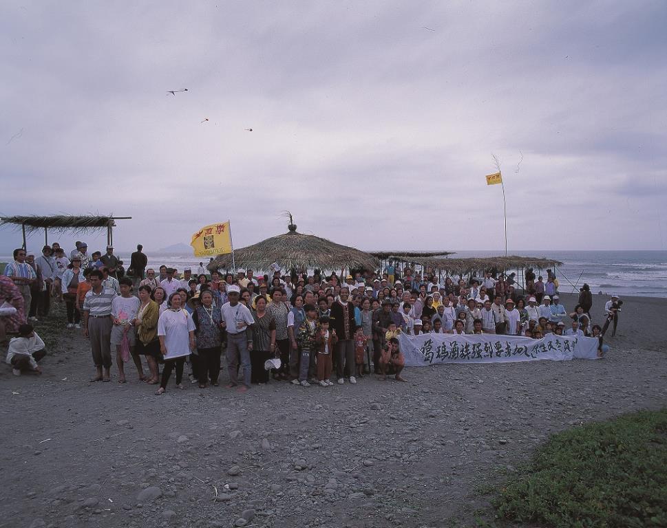 1996年莿桐花開系列--laligi海饗活動