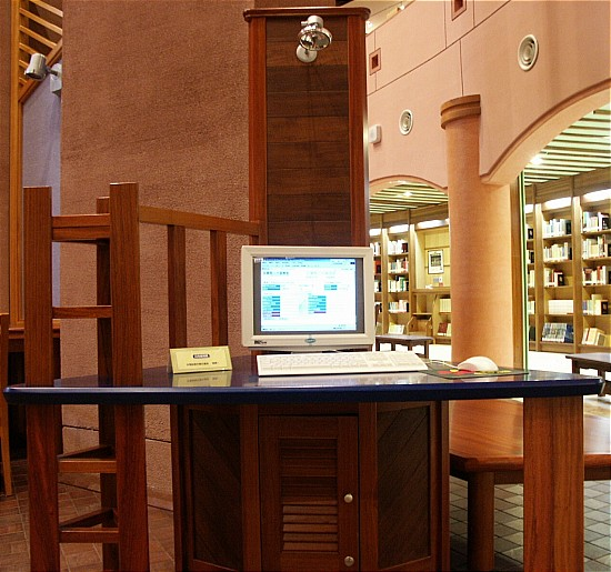 圖書查詢台