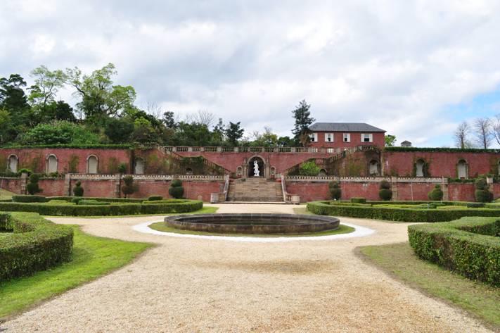 法蘭西庭園