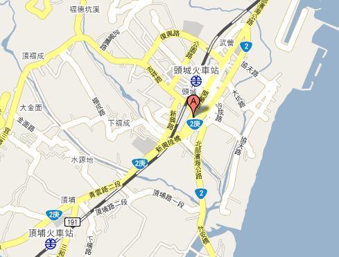 頭城圖書館地圖
