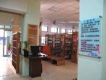 一樓兒童閱覽室含視聽室