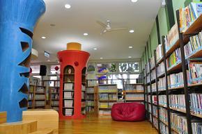 一樓一般閱覽室